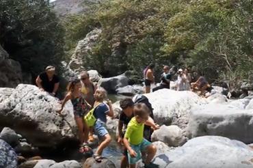 Piknik przy Wodospadzie