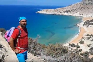 Plaże Gavdos: Agiannis, Potamos, Pirgos i inne