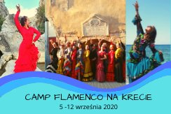 CAMP FLAMENCO NA KRECIE 2020