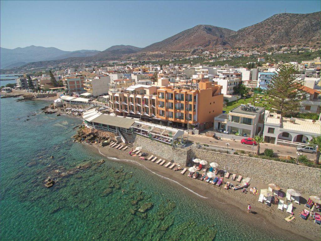 hotele nad morzem kreta all inclusive