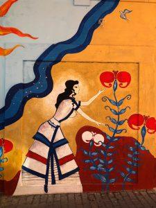 bogini z kwiatami warsztaty dla kobiet