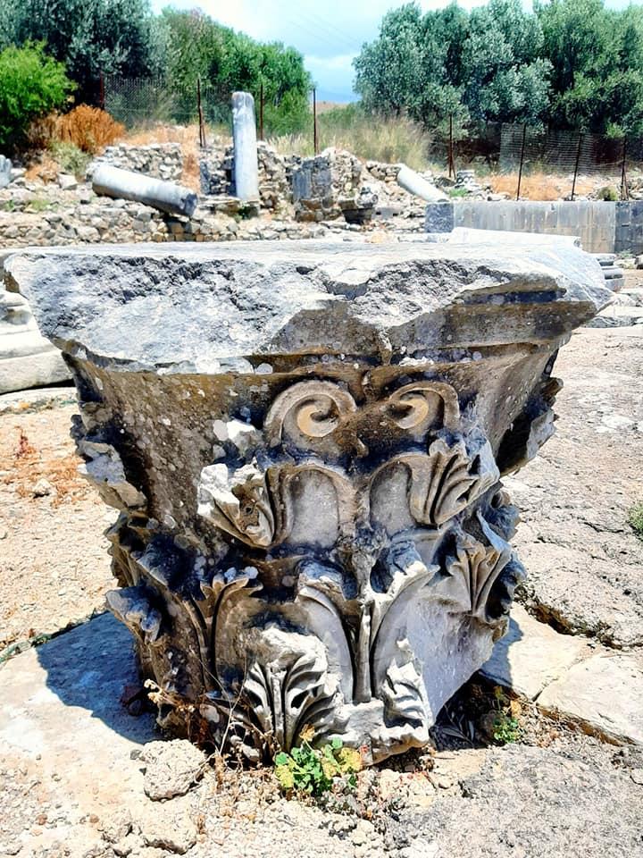 kapital rzymskiej kolumny