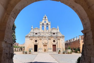 klasztor arkadi i refleksje patriotyczne