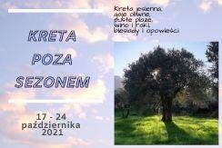 Kreta poza sezonem 2021